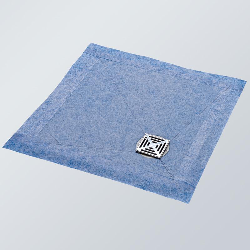 Duschbodenelement »superflach« mit dezentralem Ablauf